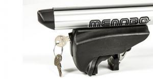 Багажники Menabo на интегрированный рейлинги PICK-UP
